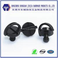 Digital Black zinc D ring 1/4 camera d ring screw