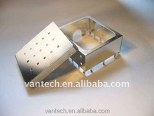 magnetic shielding used as phone cover with Nickel alloy plated