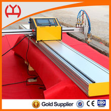portable guide rail plasma cutter cut carbon stainless cooper Aluminum