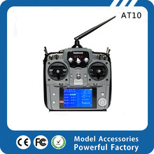 2015 Flysky Radio control Transmitter & 2.4GHz AT10 Receiver RC helicopter airplane with tracking number