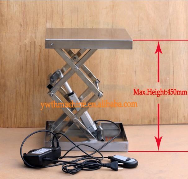 En Acier Inoxydable Lectrique Laboratoire Petite Table L Vatrice Avec 20 Kg Chargement Tables