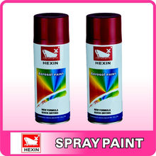450ml dry fast multi colors aerosol spray paint