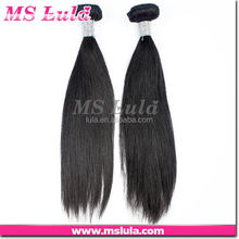 new arrival no shedding hot sale custom labels indian hair industries