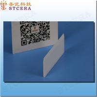 STCERA Smooth surface ceramic zirconia ZrO2 plates sheet Substrate With Polishing Treatment