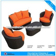 muebles de exterior de costco de muebles al aire libre sofá conjunto 6422