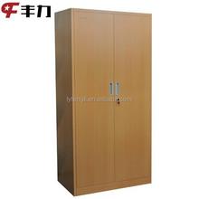 modern design metal bedroom cupboard style