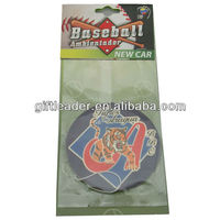 Promotional Auto Air Paper Freshener