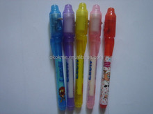 2015 UV invisible marking ink pen for promotion