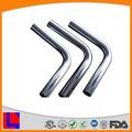 tubos de aluminio doblado