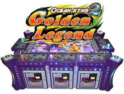 Cheap arcade machines for fish hunter arcade games Ocean King 2/Dragon King/King of Treasures/Dragon Hunter IGS game series