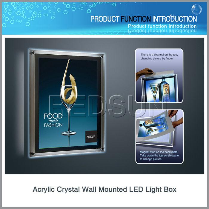 planet hotel edgelight buld packaging design light box