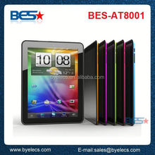 2014 dual good camera 0.3MP/2MP Action ATM7029 quad core slim 8 inch android 4.0 tablet pc