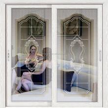 Decorative Interior Door Glass Tempered 5mm