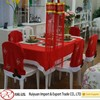 2015 Top Quality Fantastic Felt Christmas Table Cloth for Indoor Decoration