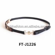 2015 New Skinny Belt Fashion Lady Belt, Leather Belt Women, Girls Belt FT-J1226