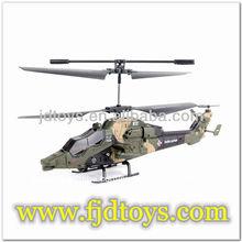 3 canal rc helicóptero de juguete helicóptero de radio control