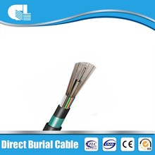 CE/ISO approved 48 cores direct burial optical cable