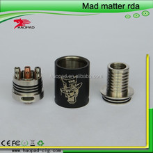 mad batter rebuildable atomzier Adjustable Air Flow Control mad hatter atomizer clone