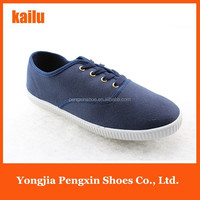 canvas cheap cavans shoes classical casual shoes made in china