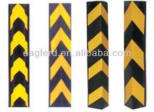 Heavy Duty Rubber Corner Guard/Reflective reflective strong channel corner