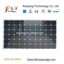 competitive price 240W Solar panel mono silicon solar cells