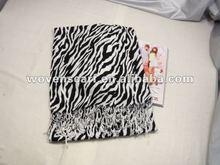 XZ-L0337 best-selling wool scarf 2012
