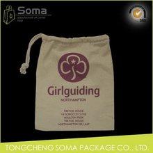 New style stylish printed small drawstring bags