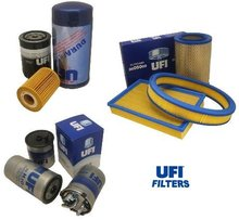 UFI Filters: Air Filters / Oil Filters / Fuel Filters / Cabin Filters