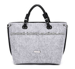 simple lady hand bag/messenger bag