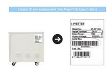 on grid warranty 3 years micro inverter 5kw price per watt solar panels