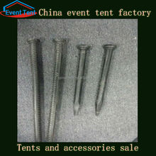 Wedding tent accessories steel screws for sale