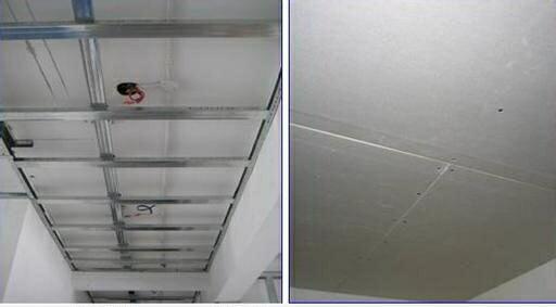 Gypsum Board False Ceiling Specification Gypsum Board