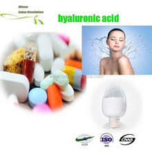high purity cosmetic grade hyaluronic acid