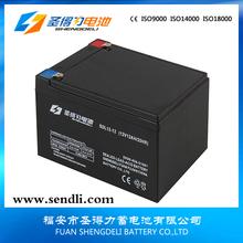 12v65ah deep cycle for solar ups external battery
