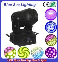 Pro 60w 90w 150w 200w glass custom mini outdoor led gobo projector