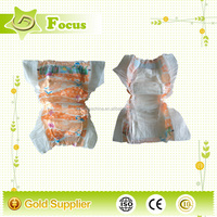 OEM disposable baby diapers soft disposable baby diaper clothlike baby diaper