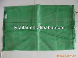 green plastic leno mesh bags for apple