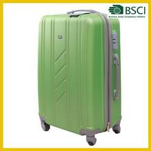 Excellent quality new arrival patent leather luggage