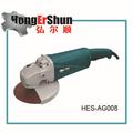 180 mm eléctrica mini pulidora con clientes diseño de marca ( HES-AG008 ), 2000 W alta potencia, buena calidad