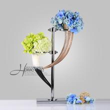 gorgeous designs modern home decoration resin flower vases
