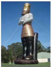 30M giant decoration inflatable cartoon