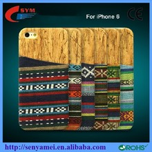 China National Style Wooden Case For IPhone 6 plus 128 gb With Card Slot