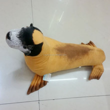 Likable and stuffed sea animal plush sea lion