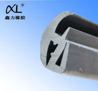 windshield rubber sealing strip for all kinds of window door seal