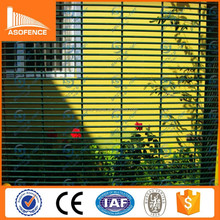 High quality direct factory anti-climb anti-cut fence/ outdoor security fence/ plastic lattice fence