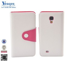 Veaqee trending hot products leather wallet case cover for samsung galaxy s4 mini i9190