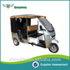 Multifunctional electric tri motorcycle