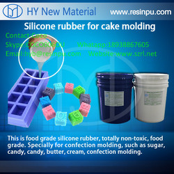 food grade RTV liquid silicone for molds