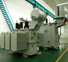 33kV 11kV oil immersed power transformer