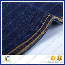 2015 Yarn Dyed Woven cotton denim Fabric